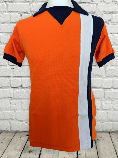 1973-74 match worn home shirt
